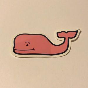 Vineyard Vines Accessories - Vineyard Vines 5 Pack of Whale Stickers